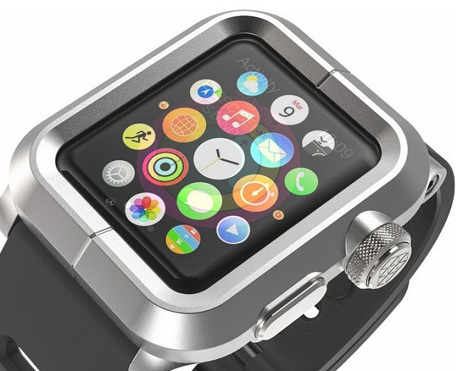 new styles 67f85 a67ae New] Best Apple Watch Waterproof Case in 2019: Reviews:Series 4/3/2