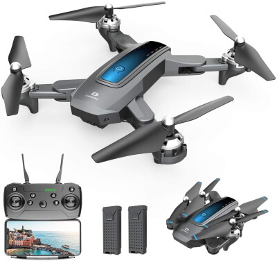 DEERC iPhone controlled drone