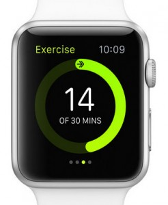 how to use workout app in apple watch