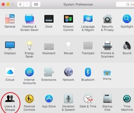 How to Change Admin full Name on Mac OS X Yosemite