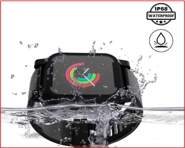 Labold Apple Watch Waterproof case for Apple Watch 4, Apple Watch 3, Apple Watch 2