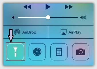 how to turn on led flash alert on iphone 6 6 plus ios 8. Black Bedroom Furniture Sets. Home Design Ideas
