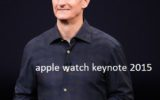 Live streaming for apple watch keynote 2015 on All Device