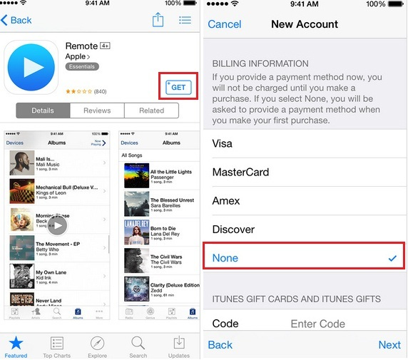 service apple account without credit card details zuklei, siauliuose