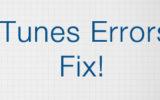iTunes error on iOS 9, iOS 8, iOS 7, iOS 6