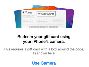 Beginner tip: How to redeem iTunes gift cards and App ...