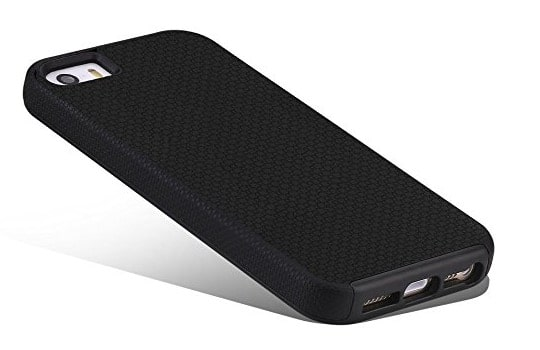 1 CellEver Dual Guard CASE FOR IPHONE 5 5S SE