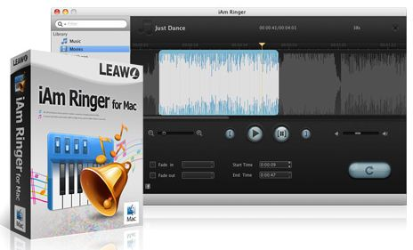 Make iPhone ringtone offline on Mac step by step