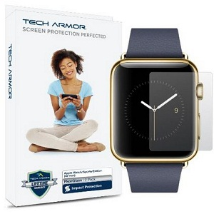 Best Apple watch Screen protector by Tech Armor