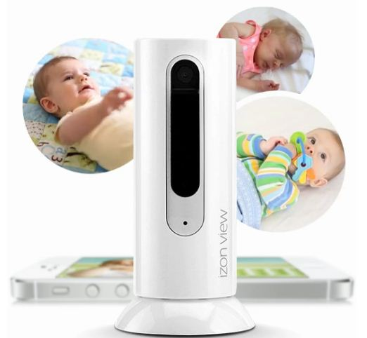 iZon Baby monitor for iPhone and iPad