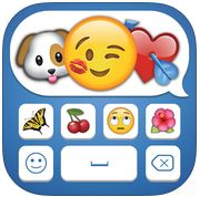 Emoji and Cartoons for Messaging and Chats