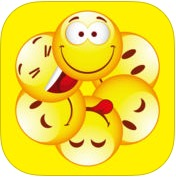 2 Emoticon with Free Emoji and 3D icon