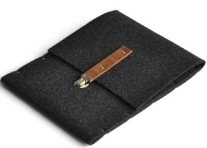 12 inch MacBook pro leather Case