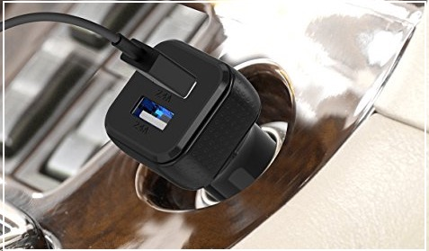 2 Maxboost Car Charger for iPhone