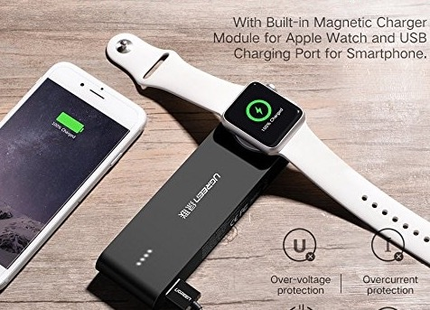 2 UGREEN Apple watch charger