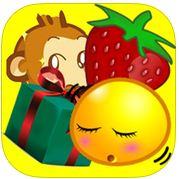 iOS 8/7 device emoji apps