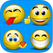 3 Emoji Keyboard Extra for iPhone