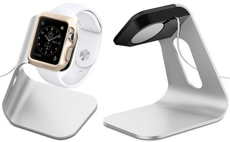 Spigan Watch Stand and Dock in deals