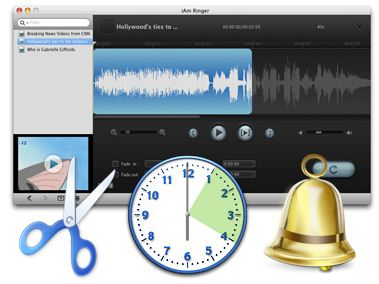 Use tools for Make ringtone for iPhone running on iOS 8, iOS 7