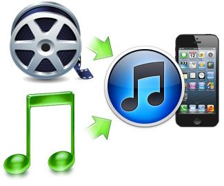 Make from Audio and Video song from iTunes and Drive