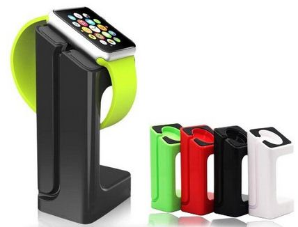 Bluesim Apple watch dock stand