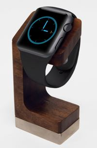 Wooden Dock for Apple watch