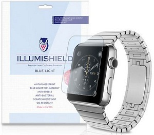 Illumishield Screen protector by apple watch