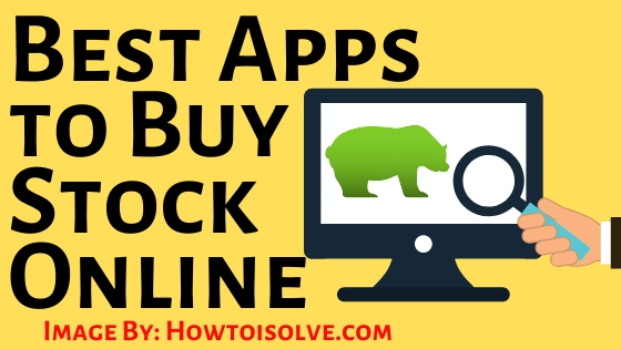Best Apps to Buy Stock Online with iPhone or iPad and Android Phone