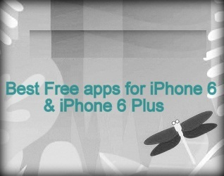 Best Free apps for iPhone 6 Plus 2015
