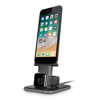 HiRise Duet Stand for Apple Watch and iPhone