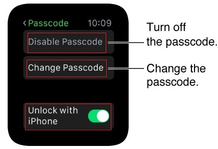 How to Setup or Create Passcode on Apple Watch