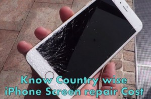 Know iPhone Screen repair Cost – iPhone 6 /6 Plus