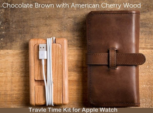 Travel Time Kit for Apple Watch useful during international journey