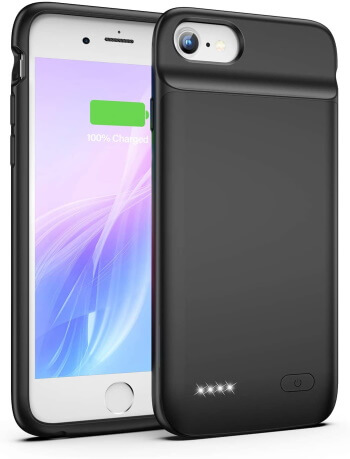 OMEETIE Battery Case for iPhone 6