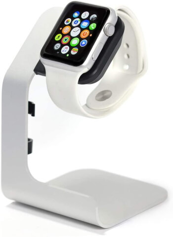 Tranesca Fully Clean Apple Watch Dock Stand