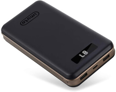 iMuto Upgraded Powerbank for MacBook