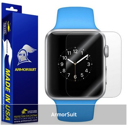 By ArmSuit Apple watch Screen protector