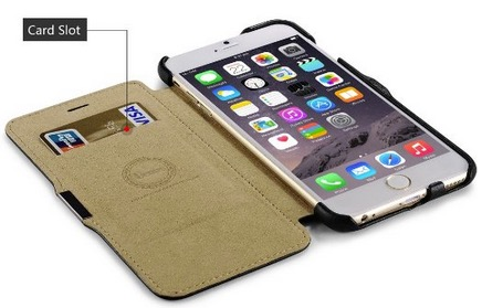 newest c1f5b 3aac4 Best iPhone 6 Plus wallet case: Cheap in Deals