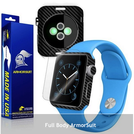 Full Cover Apple watch Screen protector
