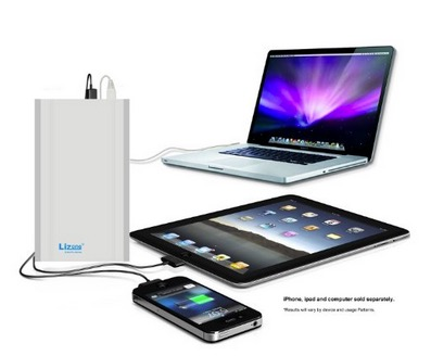 Lizone External Charger for MacBook