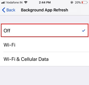 how to turn your mobile data off on iphone australia