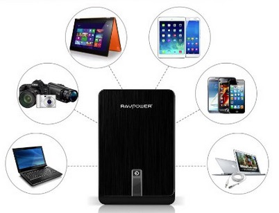 RAVPower portable External Battery