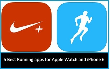 5 Best Running apps for Apple Watch and iPhone 6 and iPhone 6 Plus