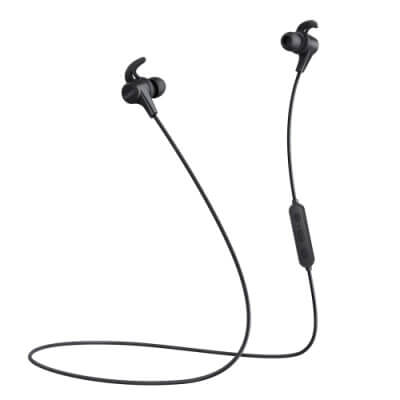 AUKEY Wireless Headphones with 3 EQ Sound Modes