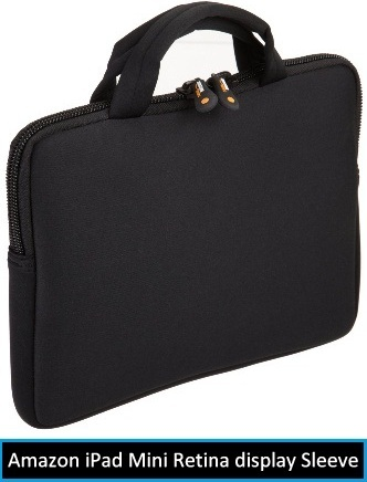 Amazon Best Sleeve for iPad Mini 2 and iPad Min 3