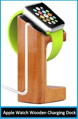 Apple Watch Wood Charging platform/ docking station
