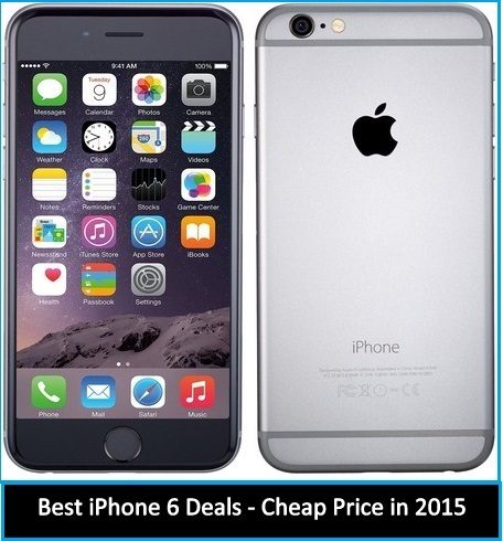 Best iPhone 6 Deals - Cheap Price in 2015