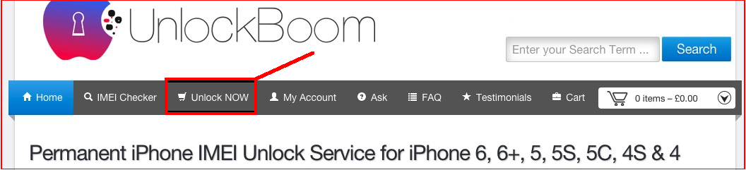 Ways to Unlock iPhone 6 and iPhone 6 Plus officially