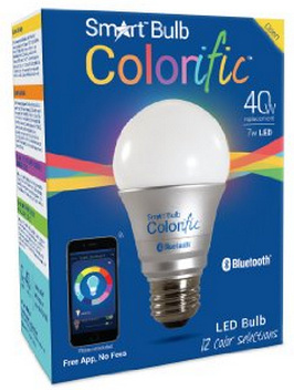 Smart LED bulb in Deals 2015