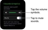 Enable apple watch for silent mode